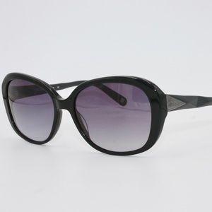 Nine West Sunglasses NW5595 001 56 17 135